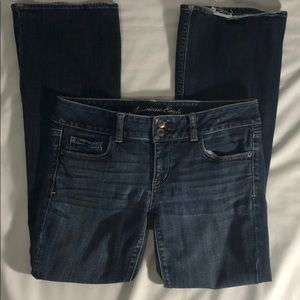 American Eagle Boot Cut Stretch Jeans
